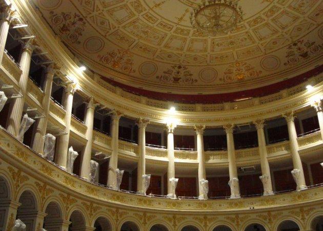 Riapertura Teatro Galli