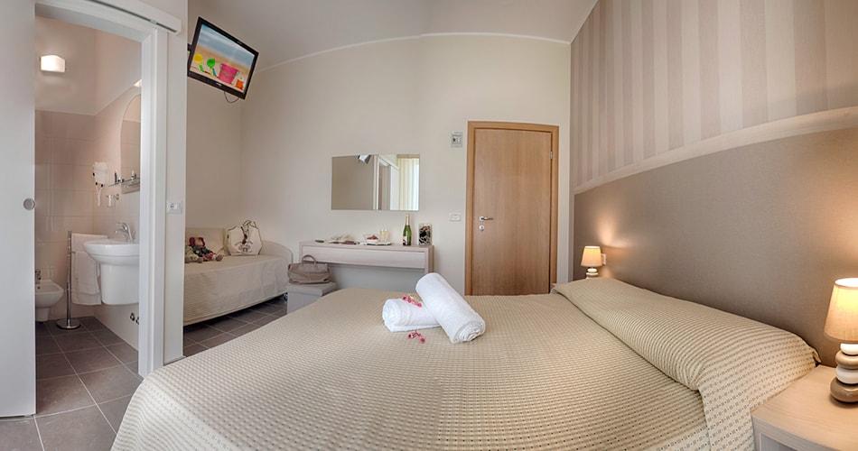 Camera Comfort | Hotel Villa Perazzini