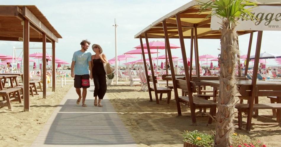 Divertimenti e Animazione in spiaggia | Hotel Villa Perazzini