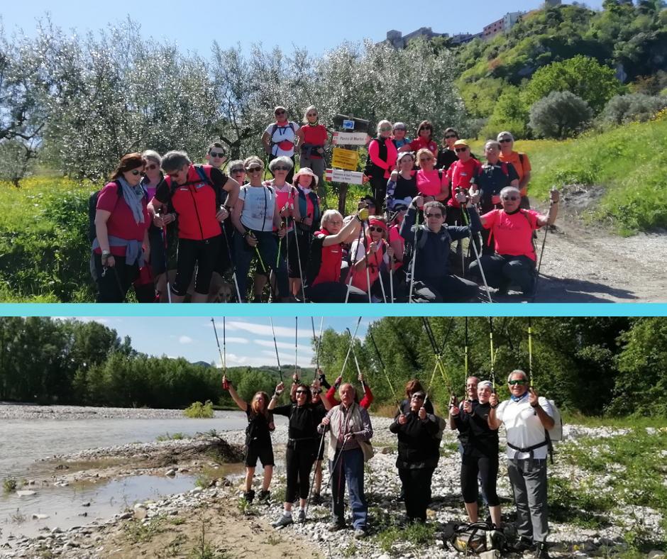 Escursioni Nordic Walking